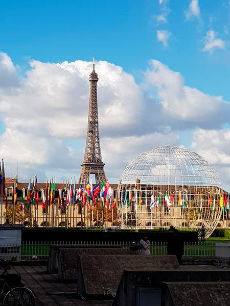 UNESCO's hovedkvarter